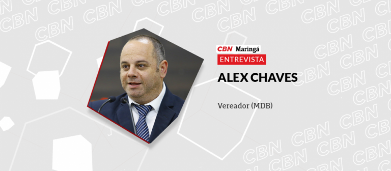 Alex Chaves (MDB) gostaria de continuar sendo líder do prefeito