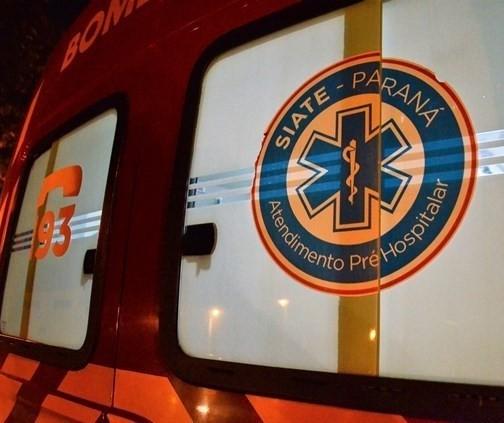 Motociclista morre após ser atingida por carro em Maringá