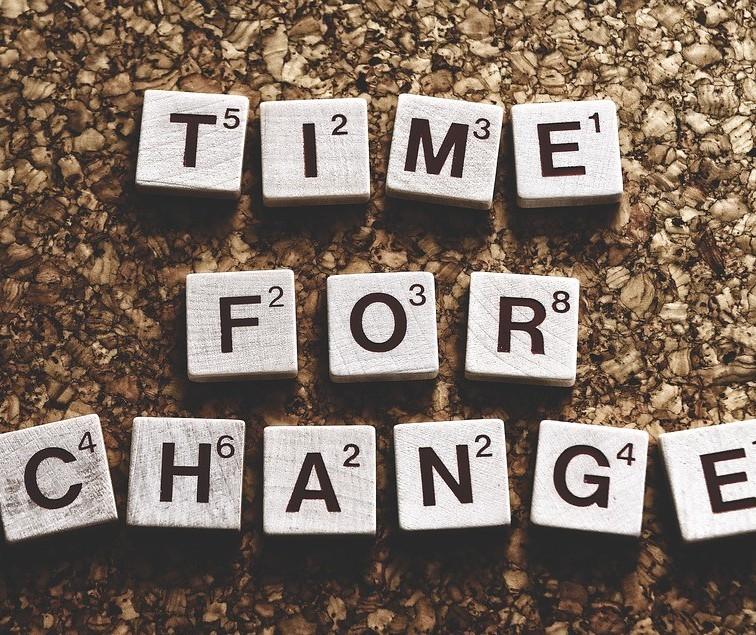 Todo mundo quer mudança, mas como?