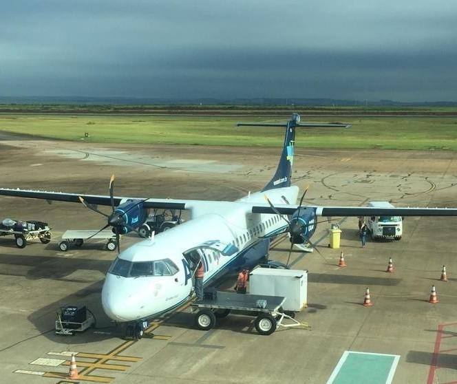 Área do entorno do aeroporto regional de Maringá foi reduzida
