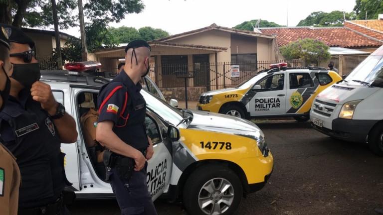 Confusão no Jardim Alvorada mobiliza PM e Guarda Municipal