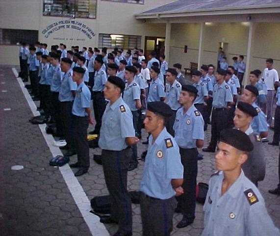 Maringá terá Colégio da Polícia Militar