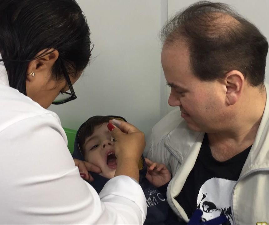 17.265 crianças precisam ser vacinadas em Maringá
