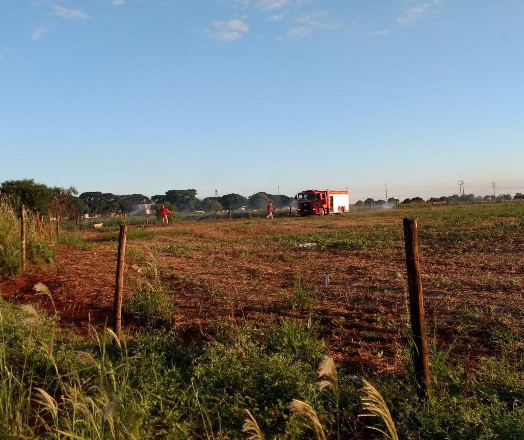 Número de incêndios em Maringá cai 13%