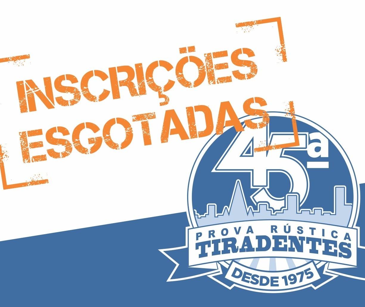Prova Rústica Tiradentes terá atletas de 223 cidades