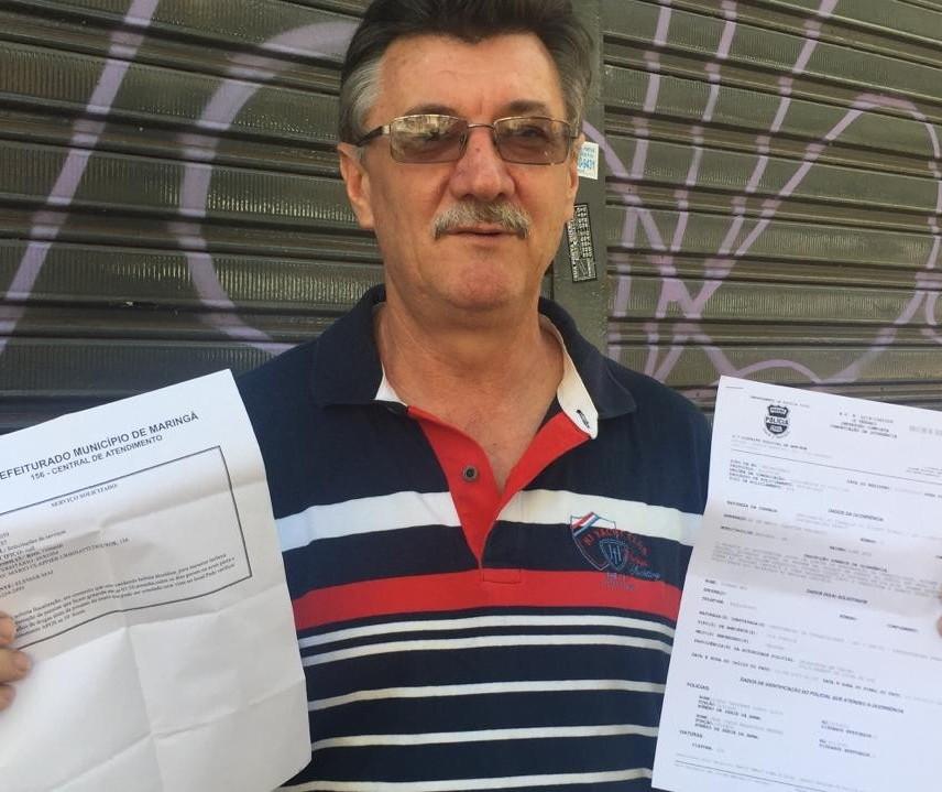 Moradores da rua Mário Urbinati, na Zona 7, pedem socorro por causa do barulho