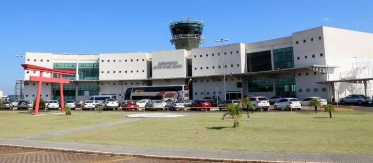 Devido à Covid-19, número de passageiros cai 99% no aeroporto de Maringá