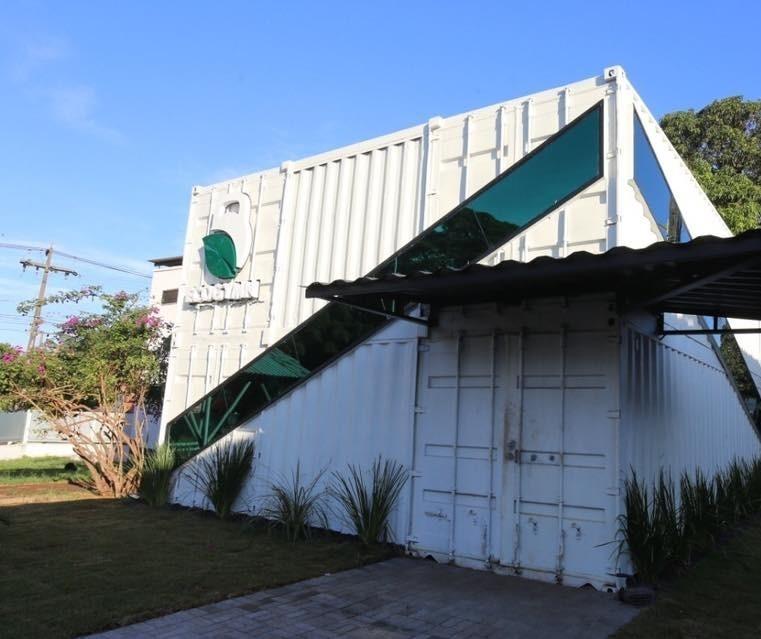 Prefeitura estuda instalar academia container sustentável em Maringá