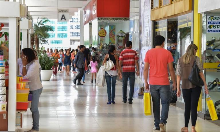 Consumidor mudou o comportamento nos shoppings centers
