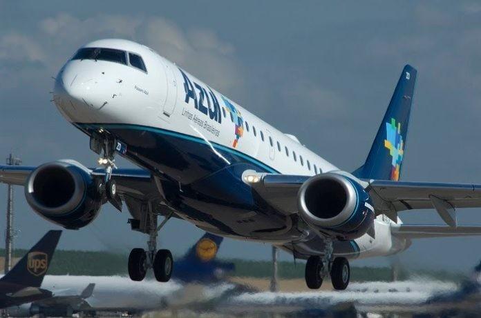 Azul volta a operar em Maringá em julho