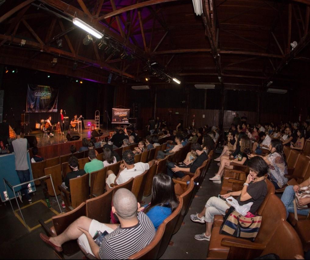 Festival Garagem da Juventude vai para a segunda fase
