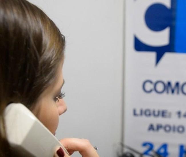 CVV tem recebido 20% a mais de ligações em Maringá