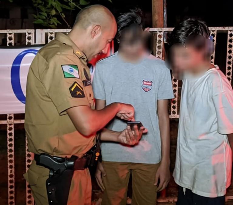Adolescentes de Cianorte que estavam desaparecidos são encontrados em Campo Mourão