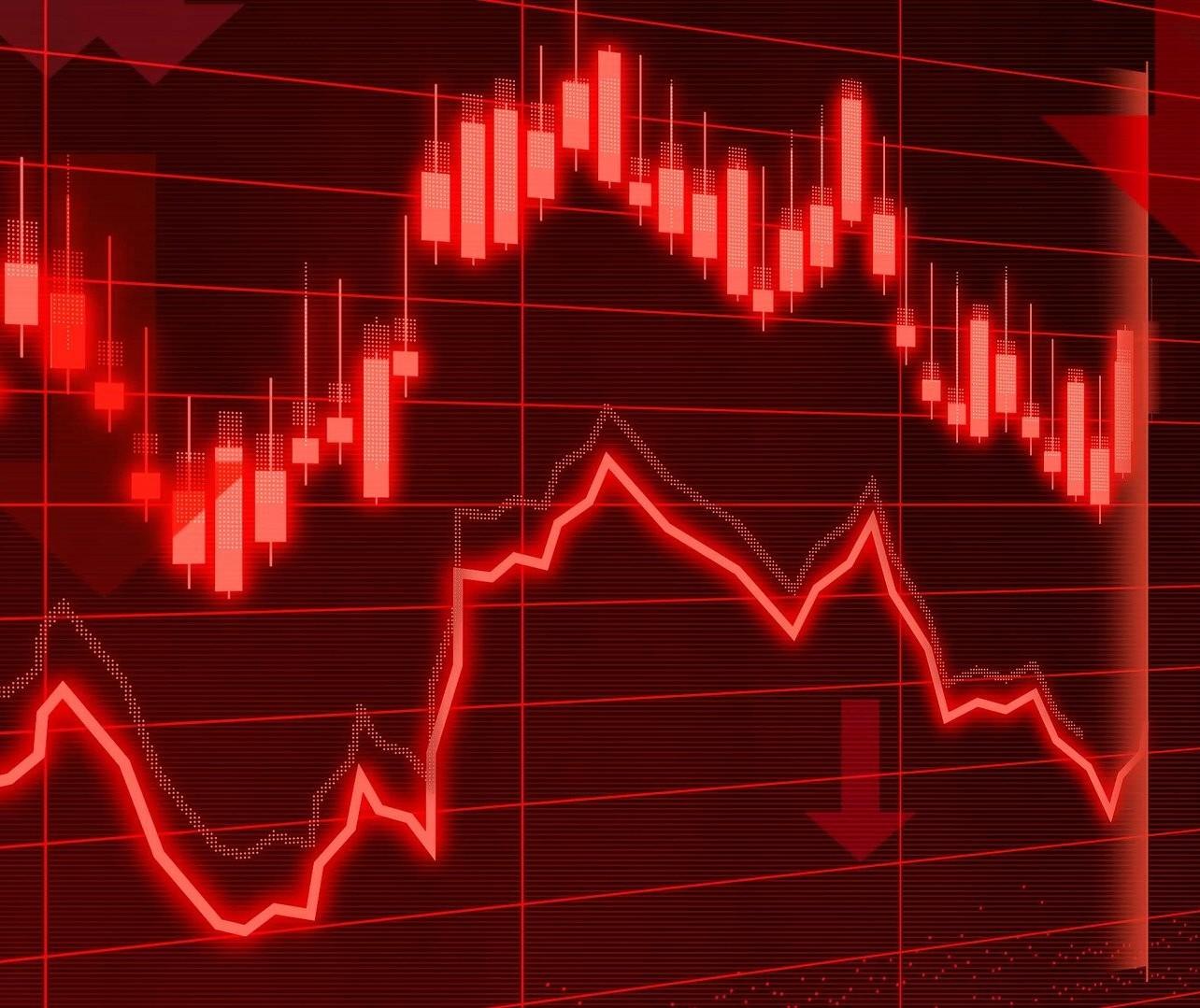 Previsão de contração da economia em 2020 supera 5%