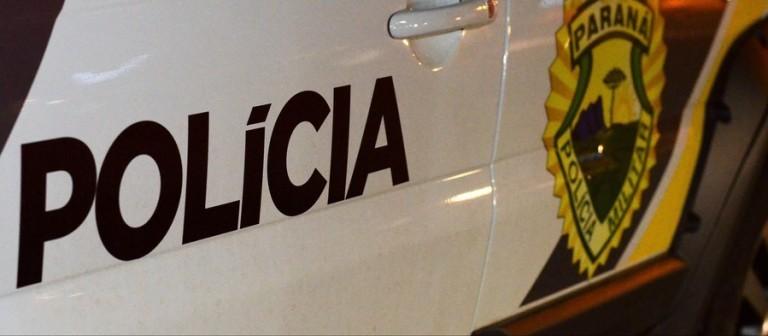 Assaltantes se passam pela polícia e roubam casal na PR-323