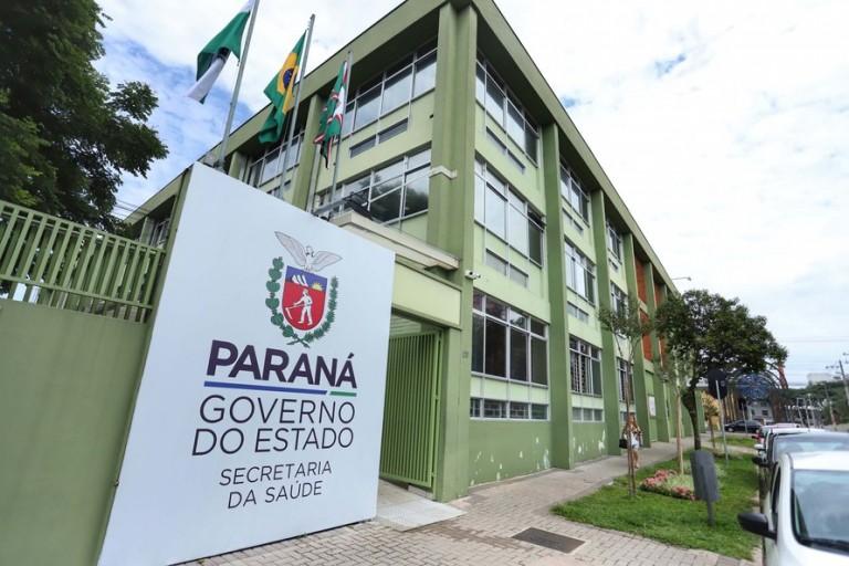 Chuva deixou sistemas da Secretaria de Saúde do Paraná fora do ar