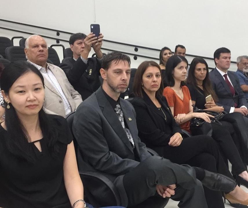 Instituto de Criminalística recebe homenagem na Câmara