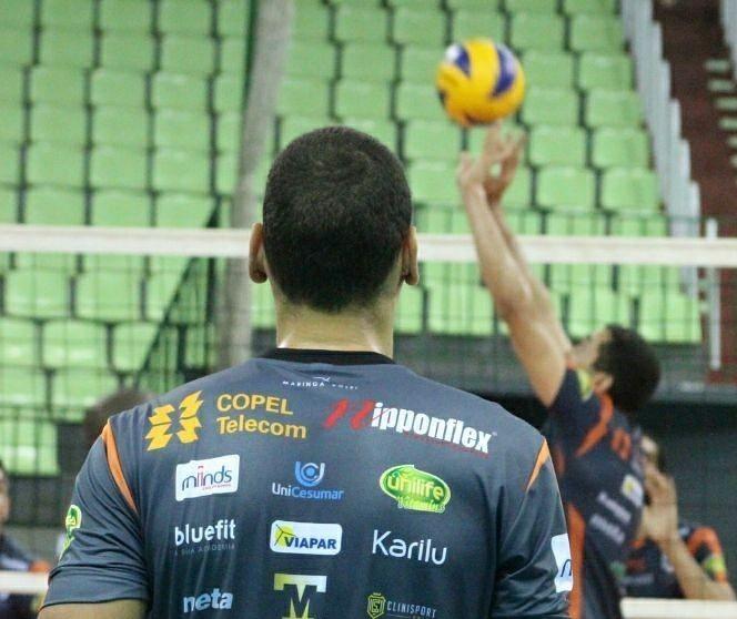 Copel Telecom perde de 3 sets a 0 para o Sada Cruzeiro