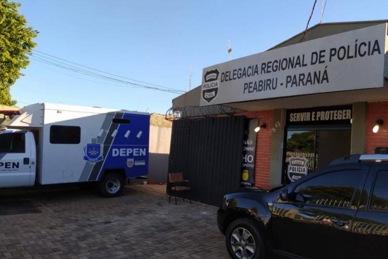 Cadeia pública de Peabiru é desativada