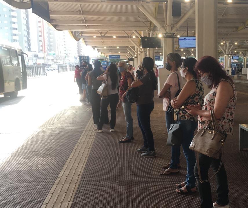 Greve dos motoristas do transporte urbano e metropolitano entra no segundo dia