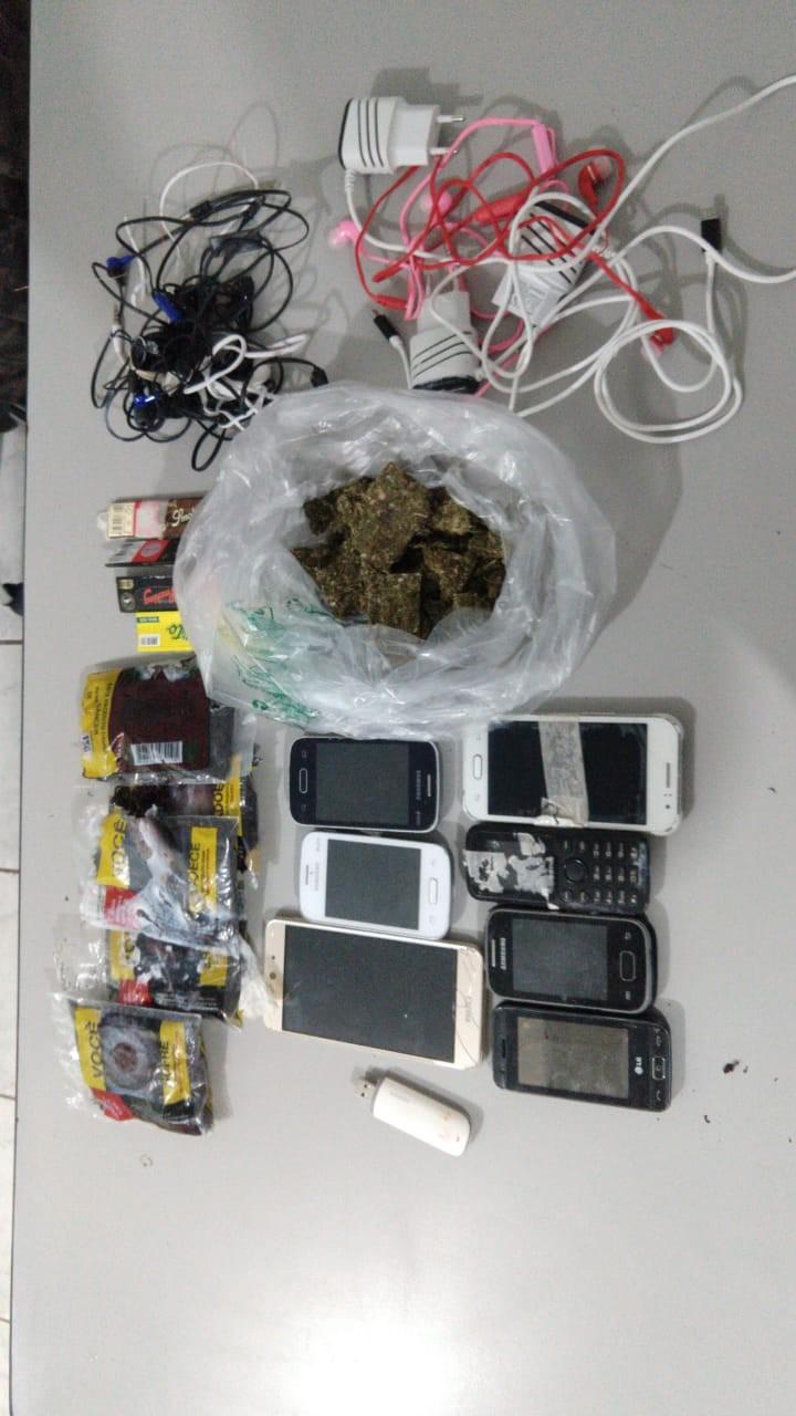 Denarc prende quatro em Maringá e região