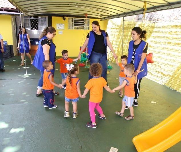 Secretaria de Educação compra mais 1.535 vagas em creches particulares