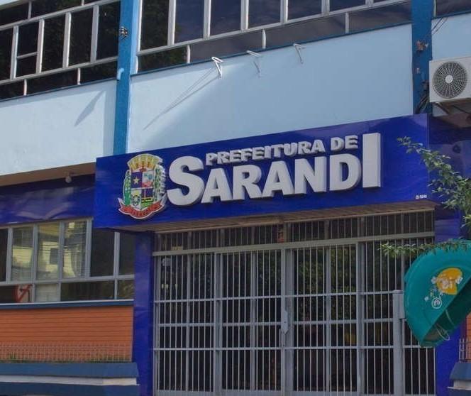 Sarandi também decreta toque de recolher