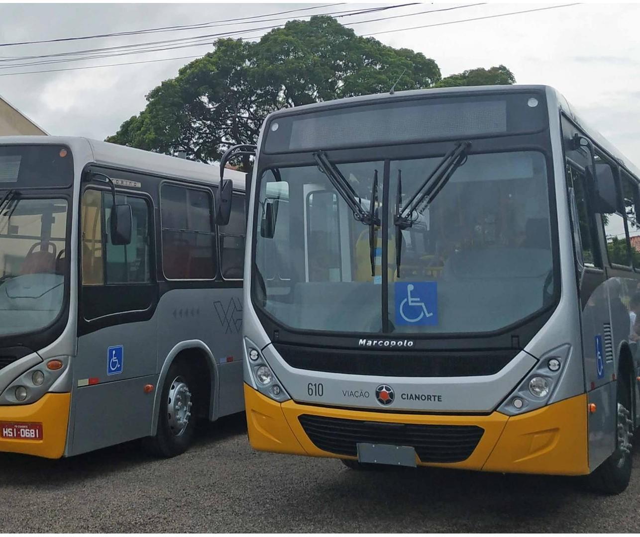 Tarifa do transporte coletivo de Cianorte será reduzida para R$ 2 a partir de outubro