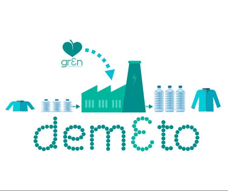 Demeto: uma tecnologia para o tratamento químico do pet