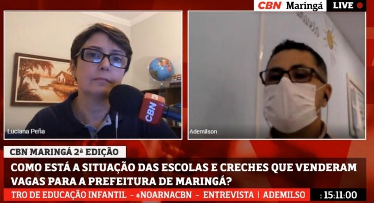 Escolas que venderam vagas para a Prefeitura de Maringá acionam a Justiça