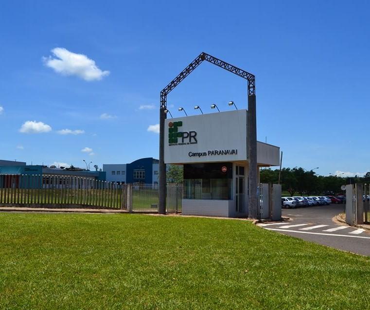 Inscrições abertas para PSS no campus Paranavaí da IFPR