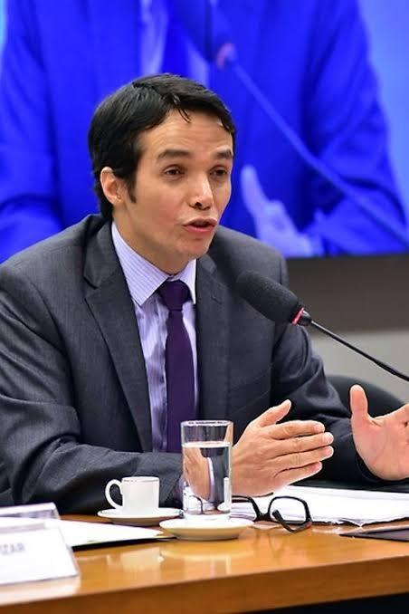 Juiz federal Anderson Furlan   Foto: Zeca Ribeiro/ Câmara dos Deputados