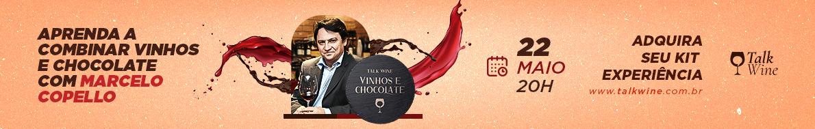 Talk Wine Chocolate