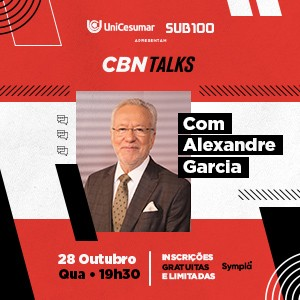CBN Talks - Alexandre Garcia