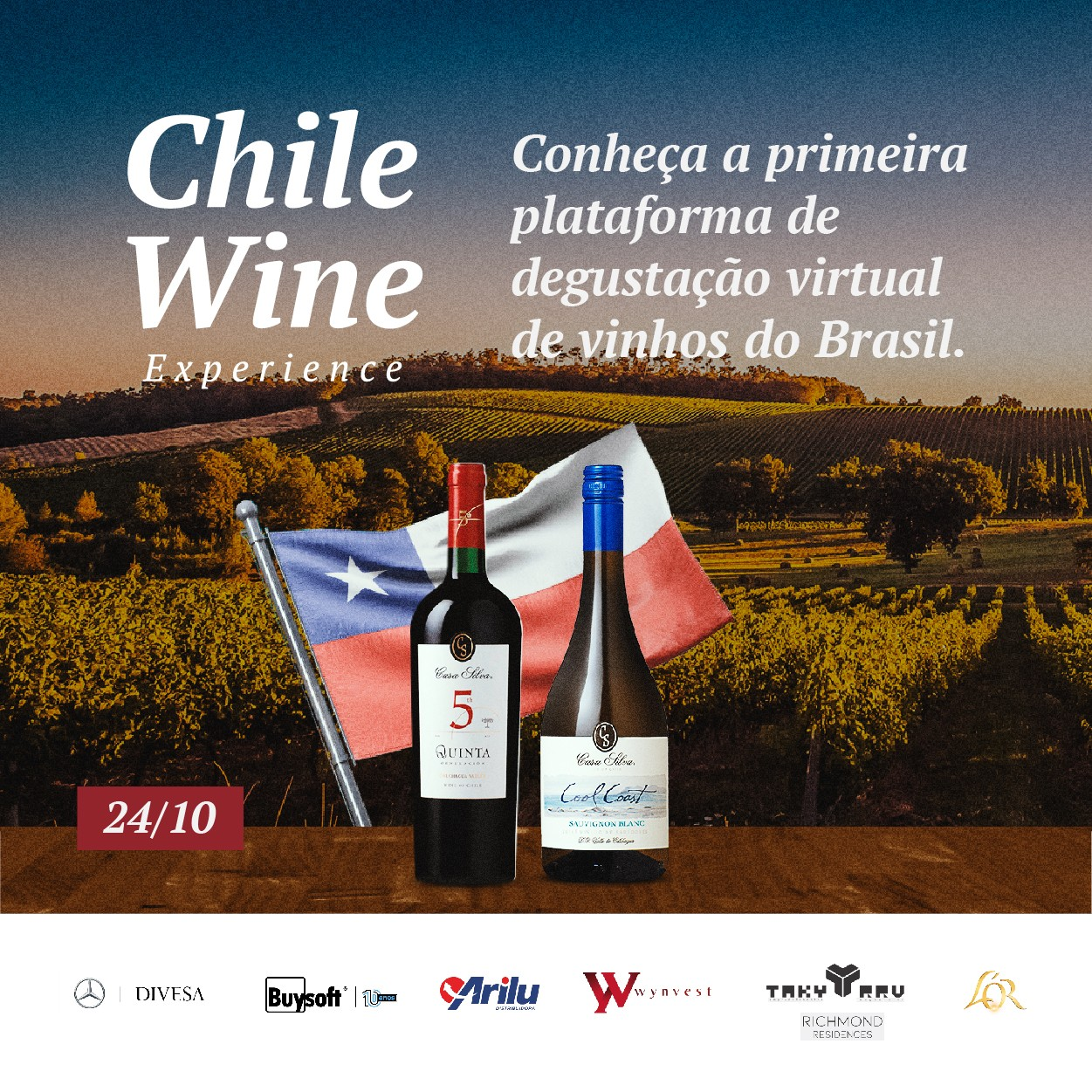 Talk Wine Chile