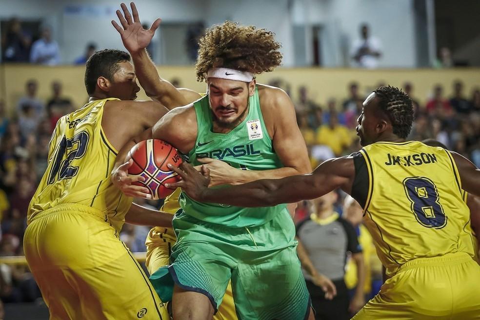 Anderson Carlos Ferreira (basquete)