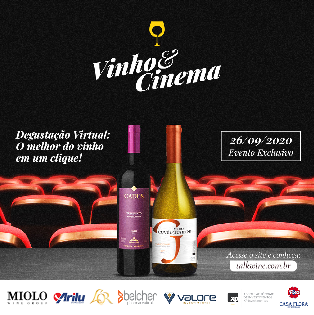 Talk Wine Cinema