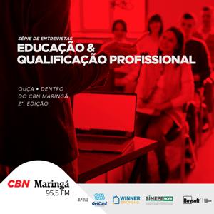 Série de Entrevistas EDUCAÇÃO E QUALIFICAÇÃO PROFISSIONAL