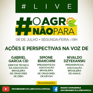 #OAGRONAOPARA