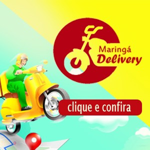 Maringá Delivery - mobile