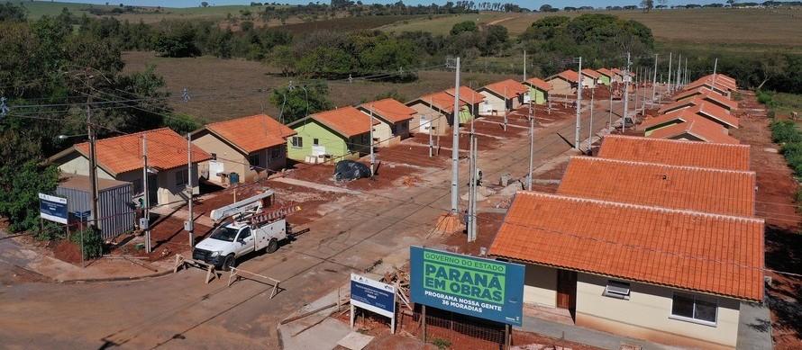 113 imóveis de Maringá são contemplados no programa Casa Fácil Paraná