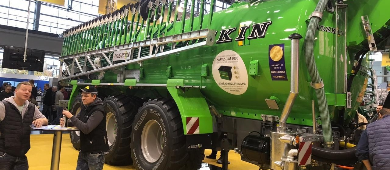 Modernidade das máquinas é futuro do agro