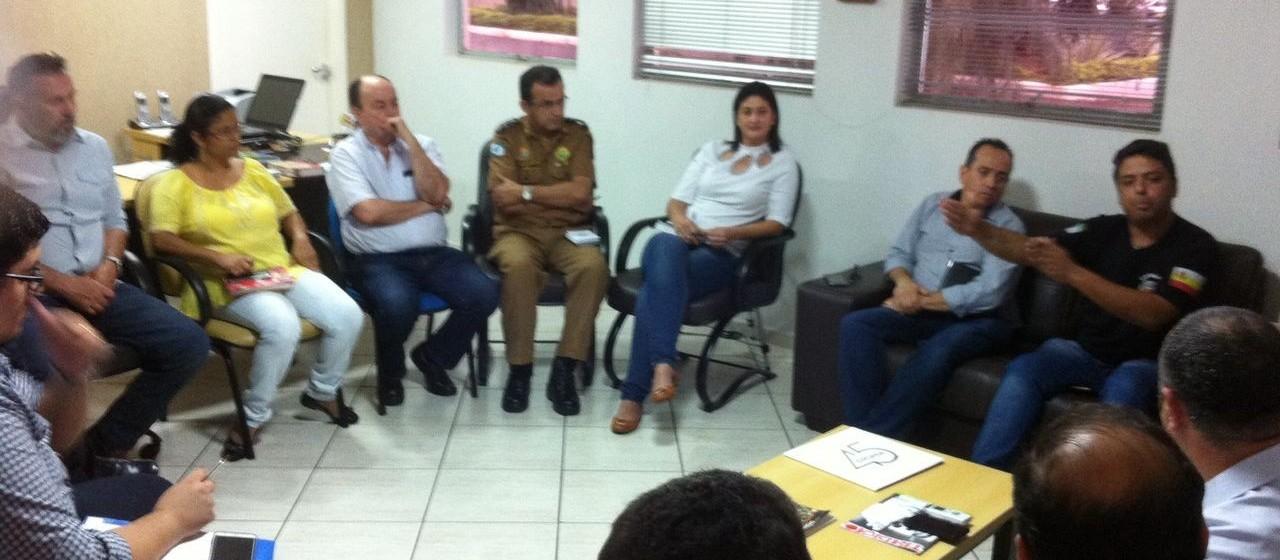 Autoridades de segurança se unem contra festas clandestinas em Maringá