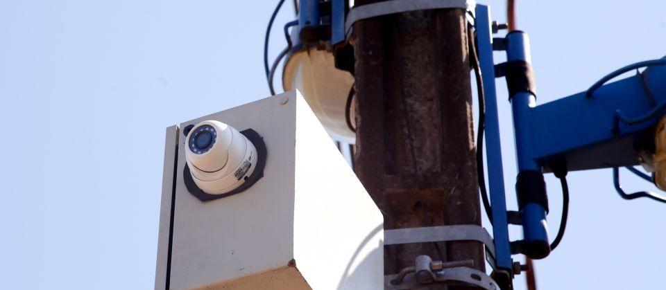 Licitação para contratação de câmeras de monitoramento é suspensa