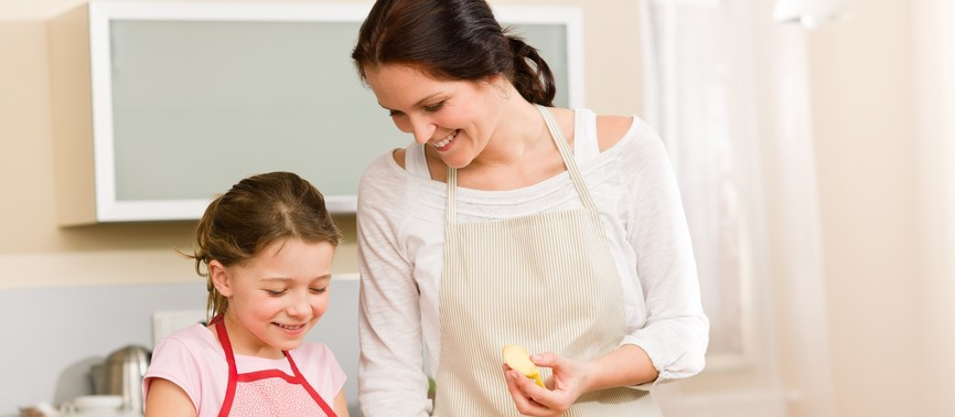 Dia das crianças é dia de curtir com os pequenos na cozinha de casa