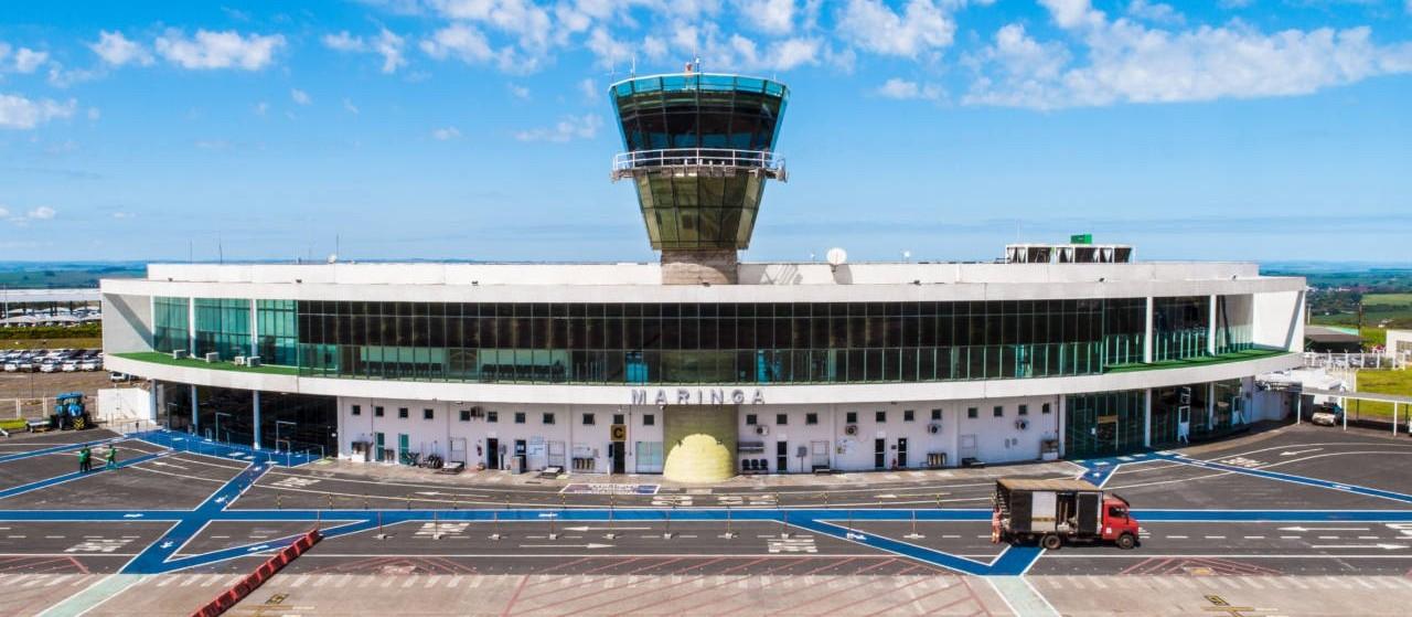 Maringá não usou recursos da pandemia no aeroporto, diz secretário