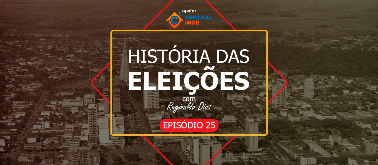 O segundo mandato de Said Ferreira - História das Eleições