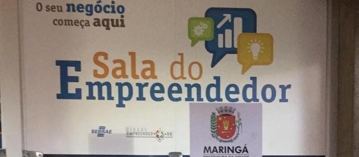 Sala do Empreendedor auxilia acesso ao crédito em Maringá