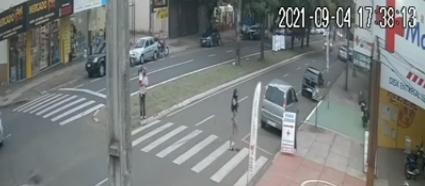 Trânsito violento nesse fim de semana em Maringá