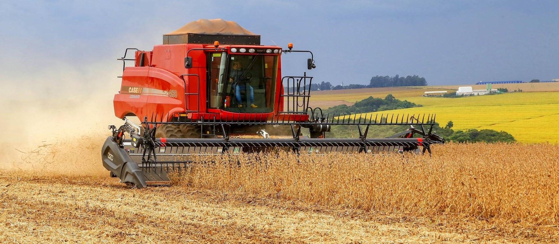 Brasil deve ter novo recorde na colheita da safra de soja